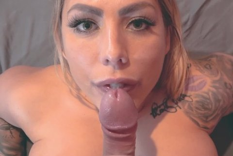 German Tattoo Bbw Milf Pov